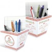 Calendrier et porte-crayon