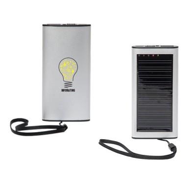 Banque d'alimentation solaire 2 000 mAh