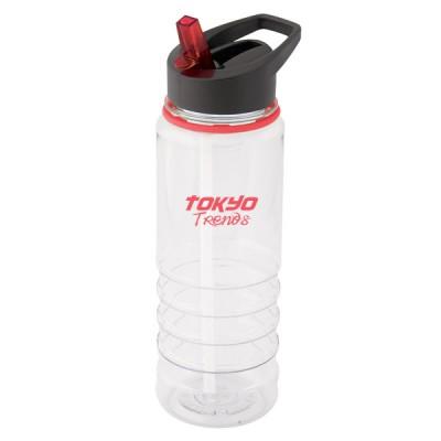 Bouteille d'eau en Tritan 750 ml.