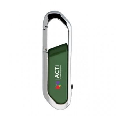 Clé USB Carabiner