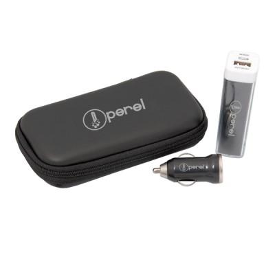 Ensemble de chargement portatif pour appareils électroniques