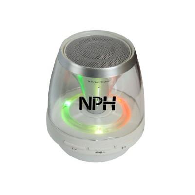 Haut-parleur Bluetooth multicolore