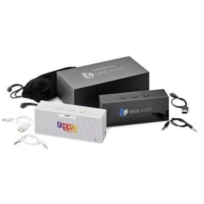 Haut-parleur stéréo (NFC/Bluetooth/FM)