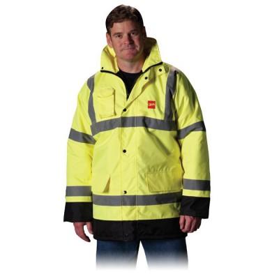 Manteau d'hiver isotherme
