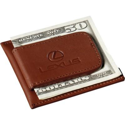 Pince à argent et porte-cartes