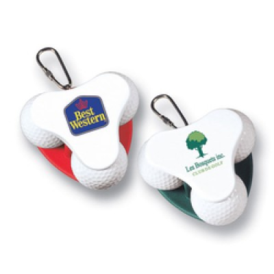 Porte-balles de golf