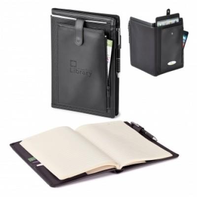 Porte-mini tablette avec un journal rechargeable