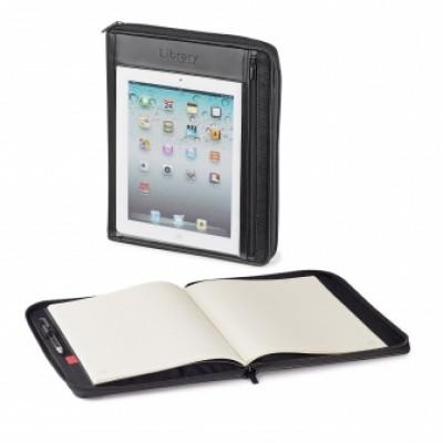 Porte-Tablette avec journal rechargeable