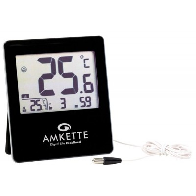 Thermomètre int.ext. tendances