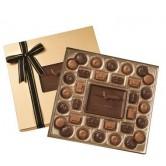 Boîte de chocolats personnalisée
