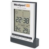 Horloge/station météo
